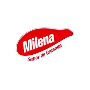 logo Milena León