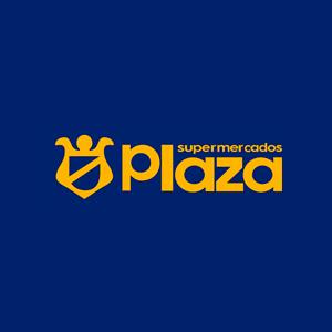 logo Supermercados Plaza