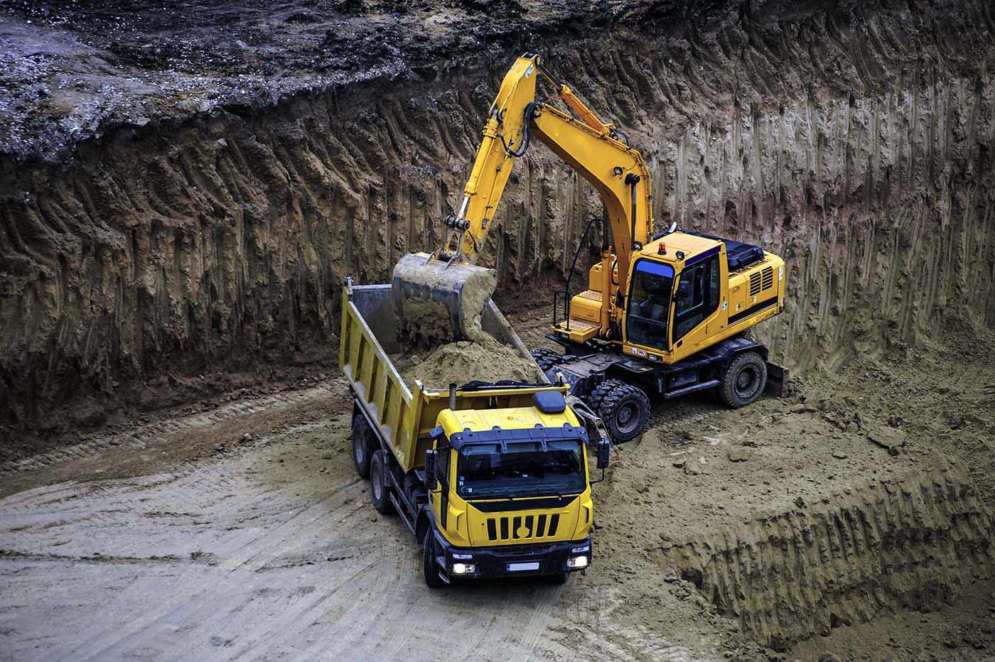erp excavaciones movimientos tierra