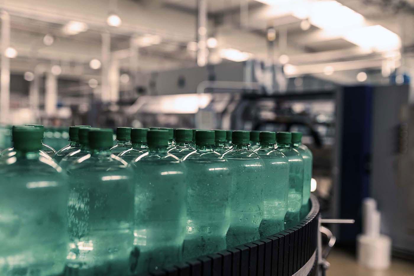 erp produccion distribucion bebidas mayor