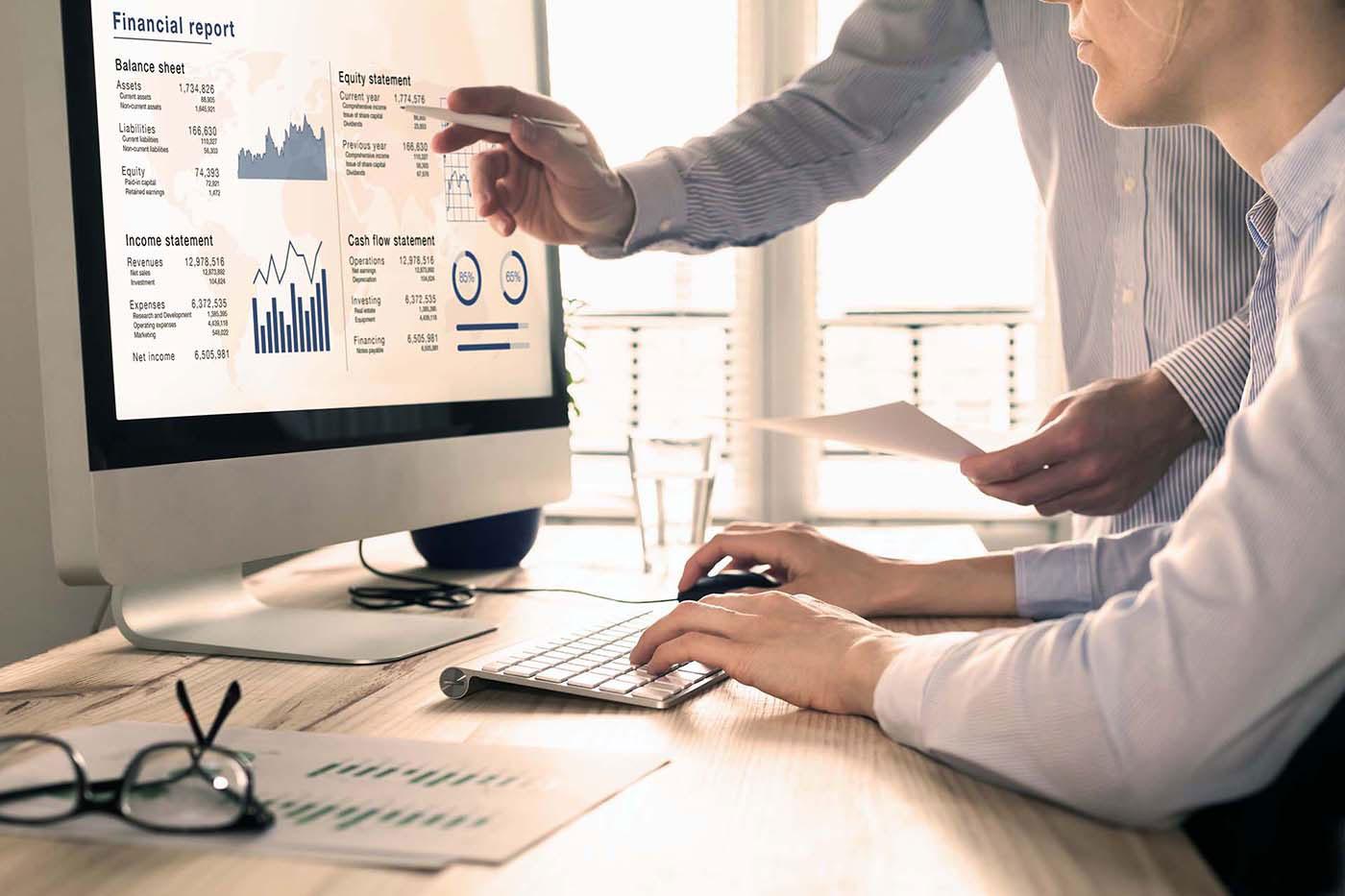 software contabilidad general analitica presupuestaria