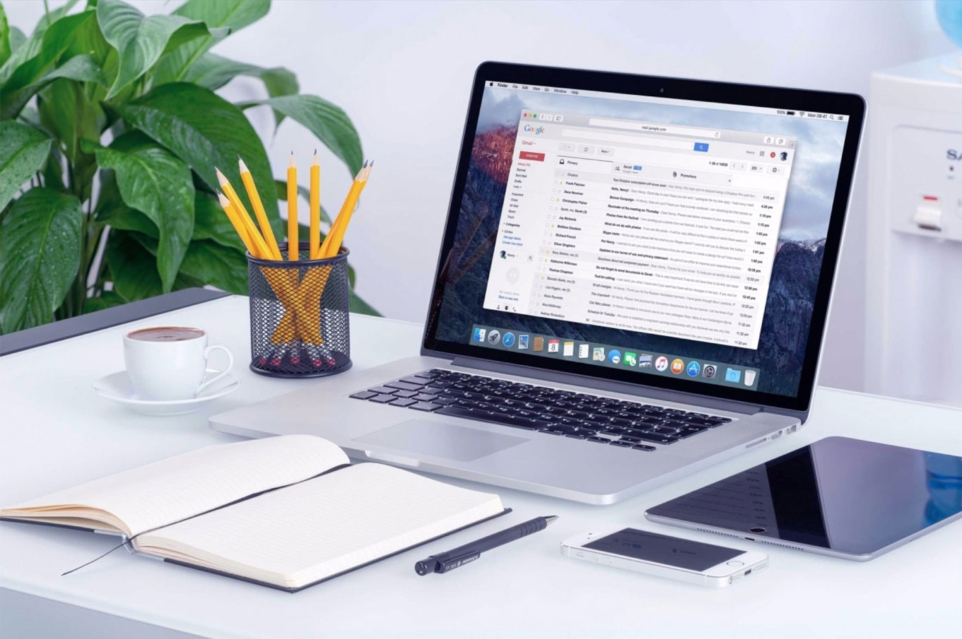 software correo electronico