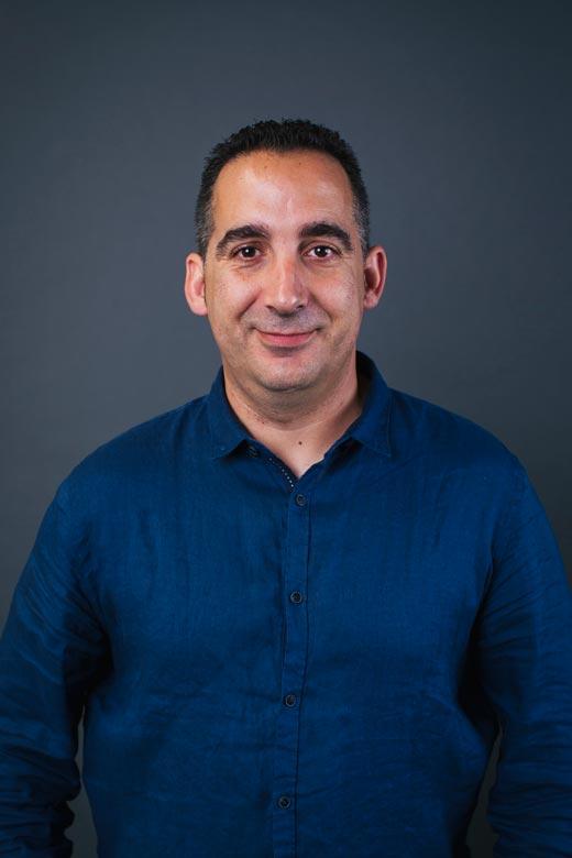 Antonio Carmona Director Sistemas Galdon