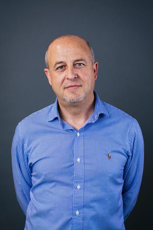 Antonio Puertas Director Hardware Galdon