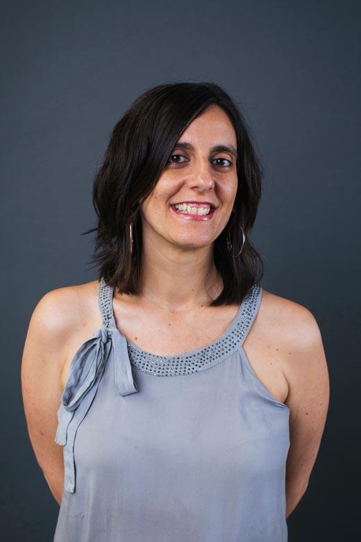 Carmen Esquivias ingeniera desarrollo de software Galdon