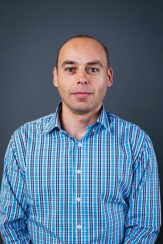 Eduardo Padilla Ingeniero Jefe de Proyectos Galdon
