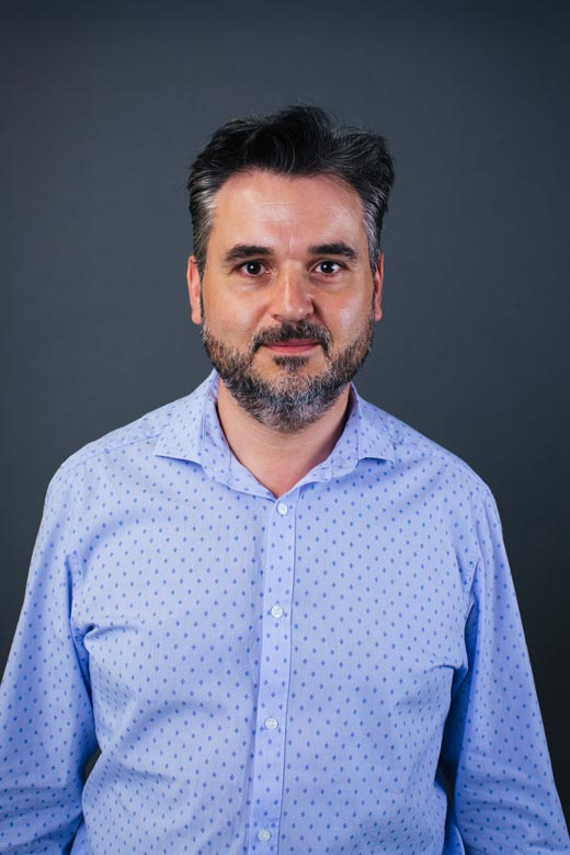 Felipe Lozano Ingeniero Jefe de proyectos galdon