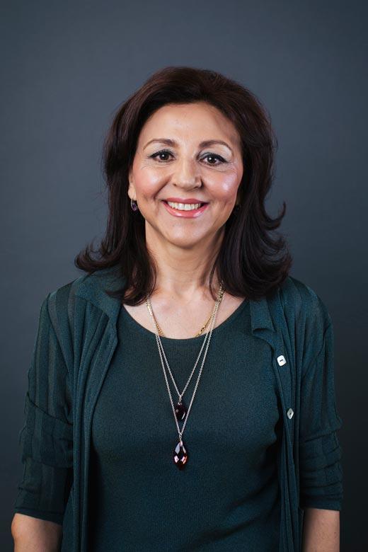 Laura Cabello Directara financiera galdon