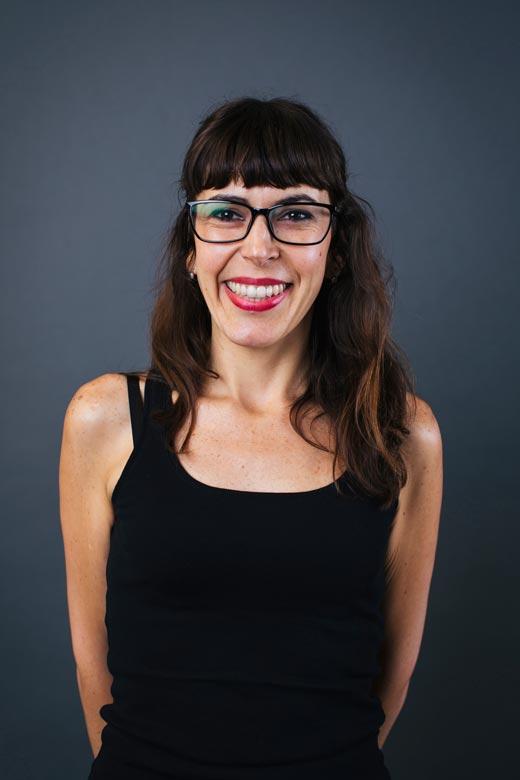 Lourdes Méndez ingeniera desarrollo de software Galdon