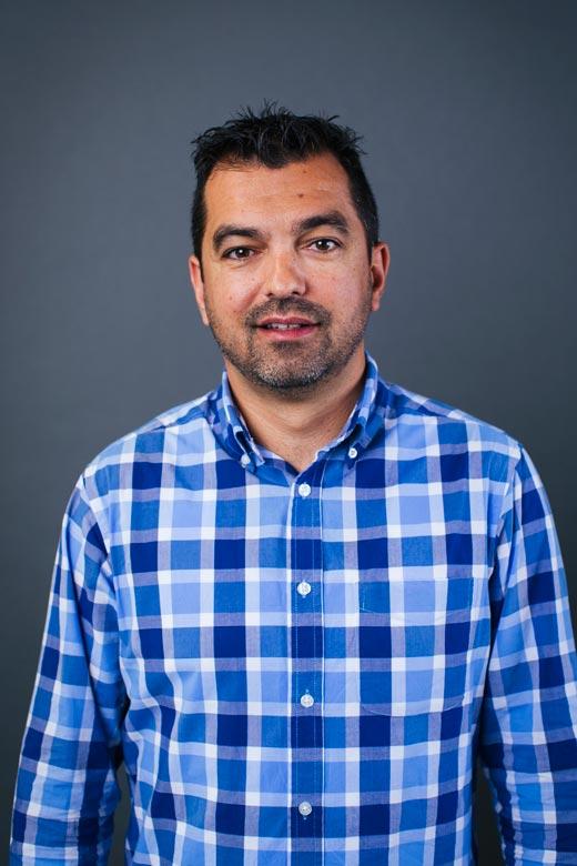 Oscar Comino Director Asistencia Técnica Galdon
