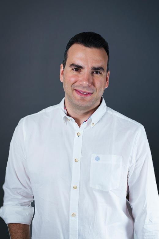 Raul Marcos Ingeniero Jefe de proyectos galdon