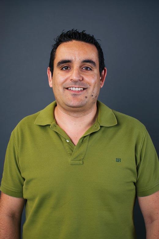 Sergio Medina ingeniero desarrollo de software Galdon