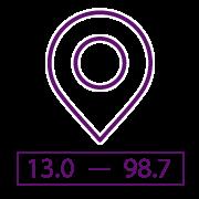 icono coordenadas GPS