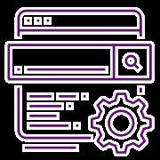 Software Correo Electrónico Centralizado - Icono búsqueda experta