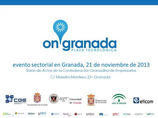 cartel onGranada 2013