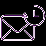 Software Correo Electrónico Centralizado - Icono envío automático