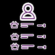 icono histórico de pedidos