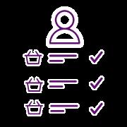 icono historial ventas cliente