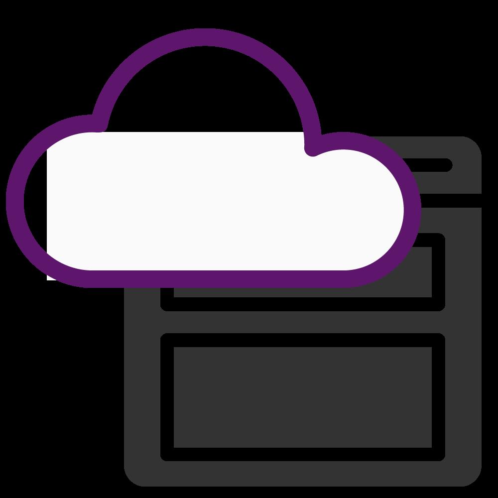icono Soluciones en Cloud