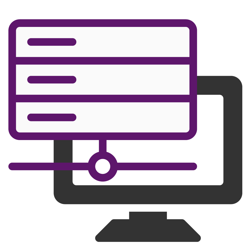 icono Sistema Cliente-Servidor