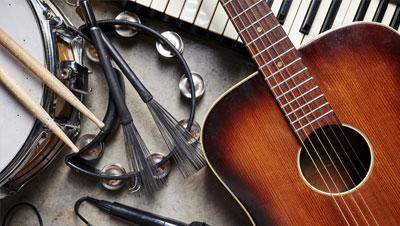 Venta y Alquiler de Instrumentos Musicales