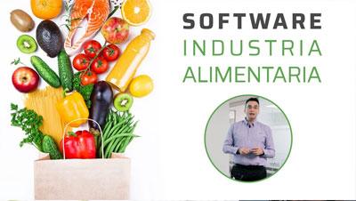 Software Industria Alimentaria. ERP Alimentación