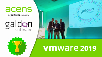 Galdón Software premio VMware 2019